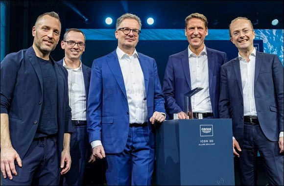 GROHE Shapes the Future of Water with a record number of innovations at ISH 2019