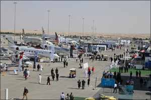 Saudi Strengths at Dubai Airshow