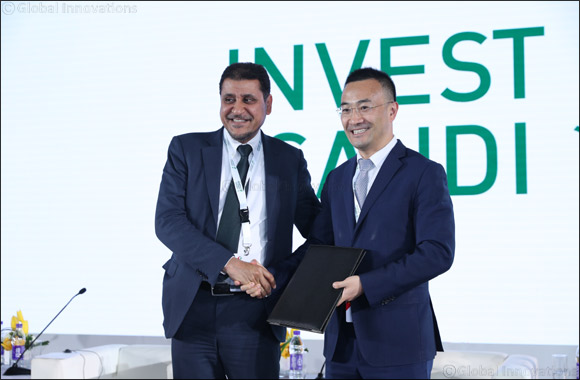 Saudi Arabia and Huawei sign 5 MoUs at the Saudi-Chinese Investment Forum