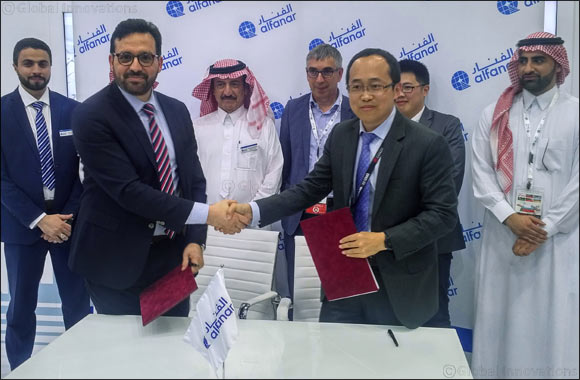 alfanar and Huawei partner to bring greener power solutions to Saudi Arabia
