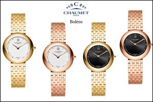 Chaumet Launches The Bolero Watch