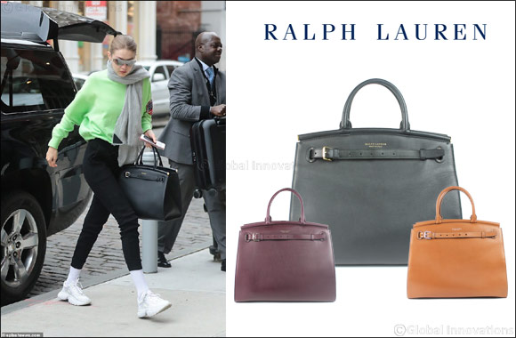 The RL50 Handbag: Introducing a New Icon