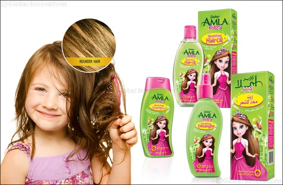 Dabur Amla Kids – Natural nourishment for your child's hair