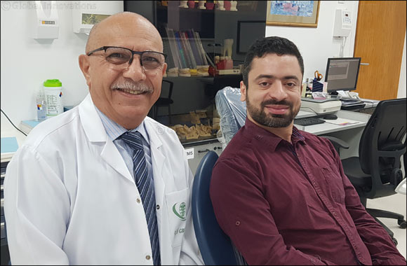 Saudi patient with life-threatening facial injury thankful after reconstruction surgery transforms his life