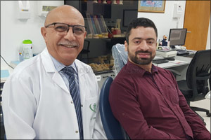 Saudi patient with life-threatening facial injury thankful after reconstruction surgery transforms h ...