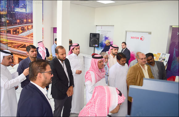 Xerox Showcases Solutions that Meet KSA Market Demands