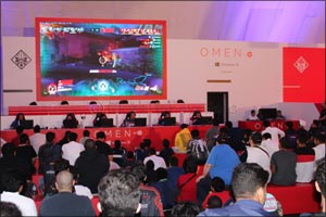 OMEN by HP levels up at Gamerscon KSA