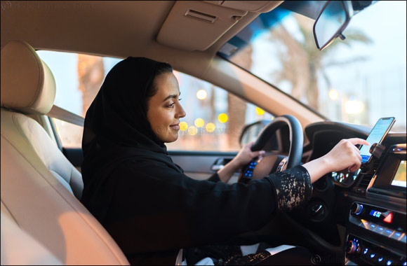 "Uber launches ""Women Preferred View"" feature for women drivers in Saudi Arabia"