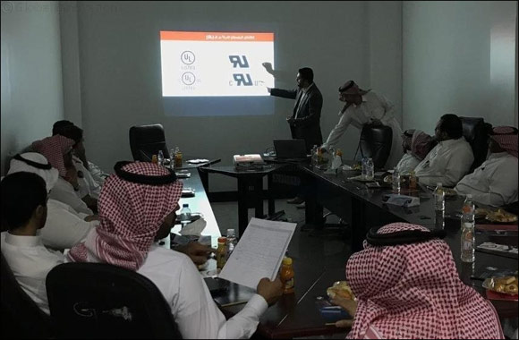 UL Delivers Training to KSA Customs Officials to Fight Counterfeiting