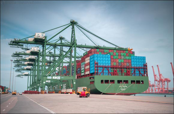 King Abdulaziz Port in Dammam promotes a diversification strategy in handling all types of goods and services