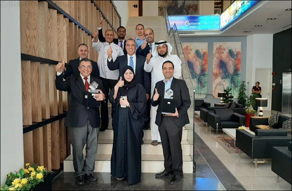 Copthorne Hotel Riyadh wins two awards of excellence