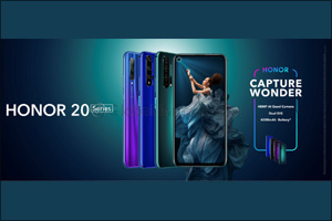 HONOR's Flagship N-Series Welcomes Its Latest Member � HONOR 20 Series