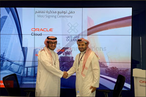 Oracle Collaborates with Saudi Arabia's OceanX To Support Startup Growth in the Kingdom