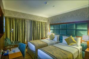 Stay this summer at Millennium Al Aqeeq Hotel Madinah