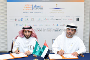 Saudi Arabia's Ministry of Energy, Industry and Mineral Resources signs a contract announcing major  ...