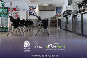 Al Diyafa and its sister companies to consolidate Middle East market presence via Bidfood rebranding