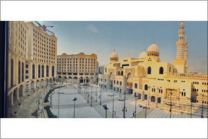 Millennium & Copthorne Makkah Al Naseem host 5,000 pilgrims sponsored by the custodian of the two ho ...