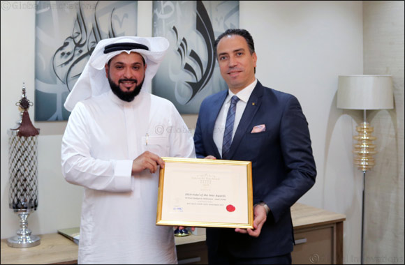 "M Hotel Makkah by Millennium scoops the ""Best Value Luxury Hotel Award"""