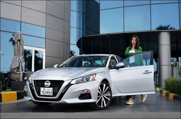 The All New Nissan Altima - Tech to Take the Lead