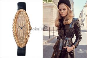 Cartier - The Baignoire Watch