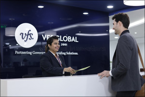 VFS Global' s Saudization Initiative Surpasses 50%; Aims to Exceed 60% by 2020