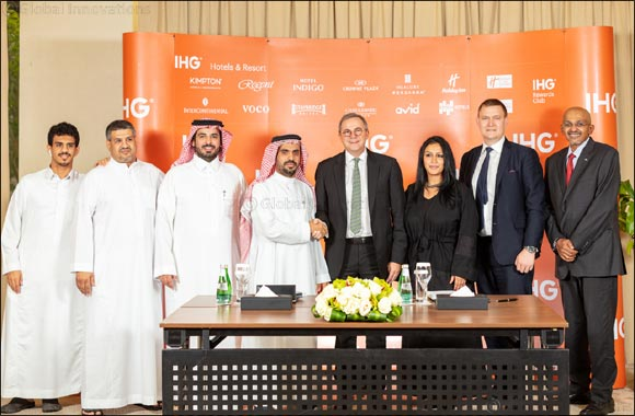 IHG signs agreement to debut voco® in Jeddah