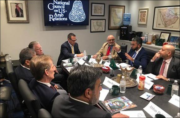 Saudi Development and Reconstruction Program for Yemen Delegation Meets with International Agencies in Washington, D.C.