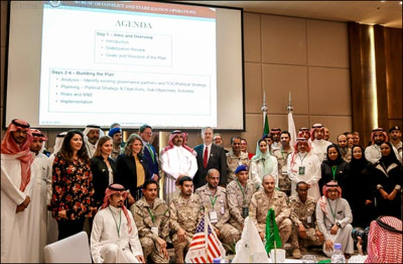 Al Jabir: 60 Saudi Youth Trained in Conflict Stabilization and Management