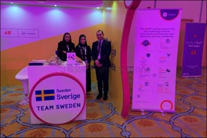 Embassy of Sweden in Saudi Arabia and VFS Global boost women empowerment through A Step Ahead Career ...