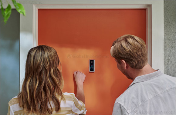 Ring Door View Cam, Ring's Fifth Video Doorbell, Now Available for SAR 729
