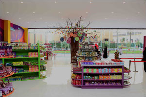 The UAE's most loved candy store, Candylicious has made its d�but in The Kingdom of Saudi Arabia at  ...
