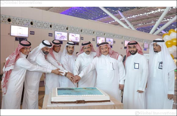 Etihad Airways Becomes the First Foreign Airline to Operate Its Flights to Jeddah's New Terminal
