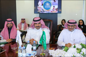 Saudi Ambassador to Yemen Mohammed Al Jabir Meets MSF Delegation