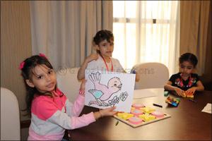 Millennium and Copthorne Makkah Al Naseem host school kids for a children day