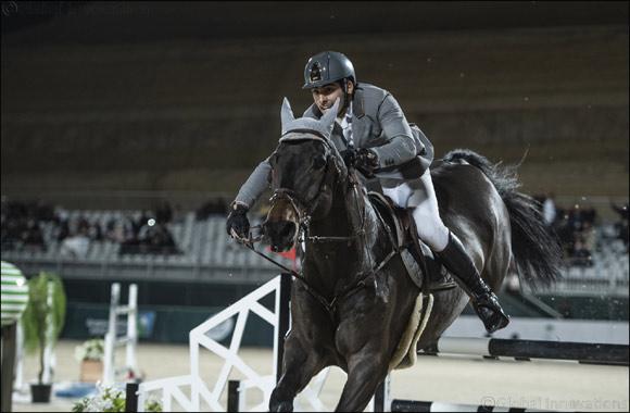 Saudi World Cup finalist Abdulrahman Alrajhi seeking home advantage as riders head into the closing weekend of the history-making Diriyah Equestrian Festival