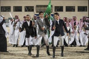 Saudi World Cup finalist Abdulrahman Alrajhi seeking home advantage as riders head into the closing  ...