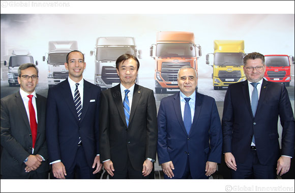 Zahid Tractors and UD Trucks – a new partnership in KSA