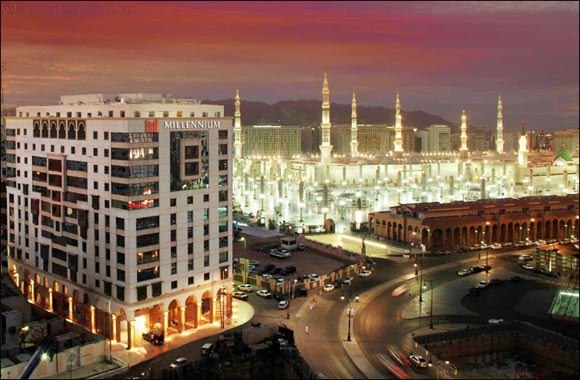 Millennium Taiba Hotel interacts with the initiative of Madinah Emir
