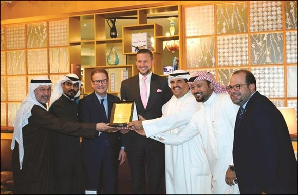 Millennium and Copthorne Makkah Al Naseem honour Kuwaiti media and public figures