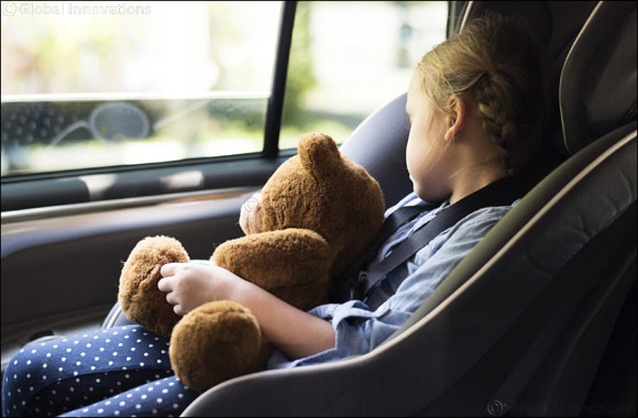 More Than Half of KSA Parents Don't Know the Legal Requirements for Child Seat Belt Use, According to New Survey