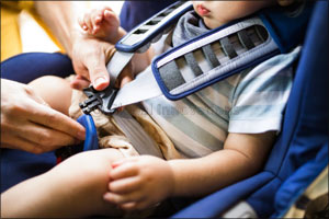 More Than Half of KSA Parents Don't Know the Legal Requirements for Child Seat Belt Use, According t ...