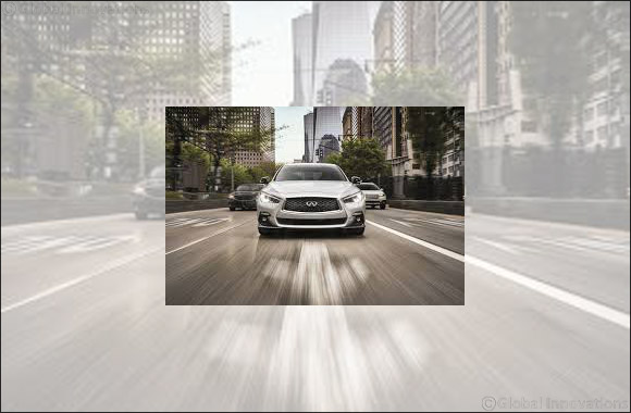 Start Your New Journey this Year with the Infiniti Q50