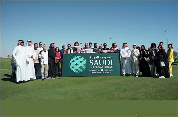 Incredible Young Talent, Breathtaking Surroundings and World Class Facilities: Behind the Scenes at Royal Greens in Kaec as Golf Becomes the Kingdom's Latest Sport to Inspire Saudi
