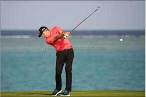 Spanish golf star Sergio Garcia determined to make a positive impression at next week's Saudi Intern ...