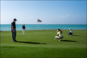 Interest in golf rising as Saudi International heroes get set to inspire sport in the Kingdom