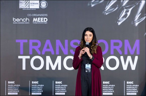 Mysk by Shaza Delivers Captivating Pitch for Owners at  Saudi Arabia Hotel Investment Conference