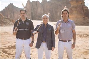 Global Polo Star Ignacio �nacho� Figueras Unveiled as Brand Ambassador for Saudi Arabia's Amaala Ult ...