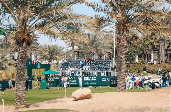 The Second Annual Saudi International Lives Up to Its Promise of Delivering 'the Ultimate Day Out' – With Fans Wowed by Thrilling Golf and Electric Live Concerts