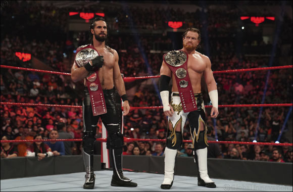 Raw Tag-team Championship Match Announced for WWE Super Showdown in Riyadh