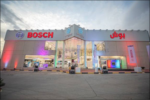 Bosch Celebrates the Opening of It's Largest Flagship Store in the Middle East